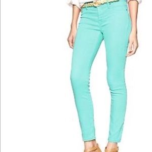 GAP | Aqua Legging Jeans